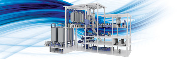 The energetically ideal mixer line